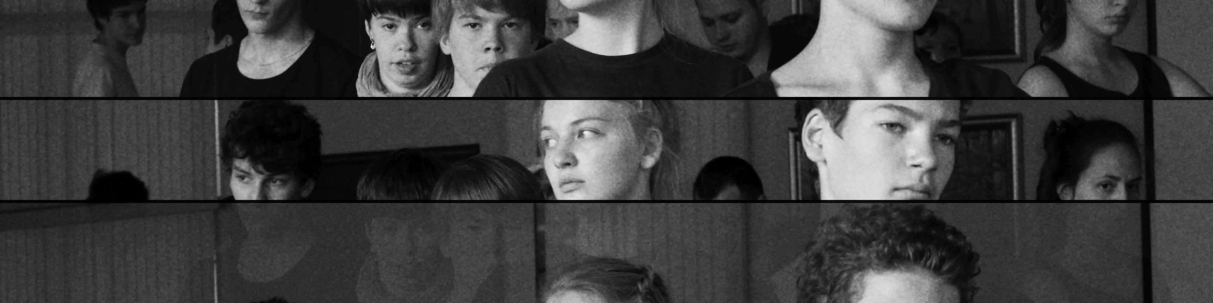 лица исполнителей - лица всякого человека